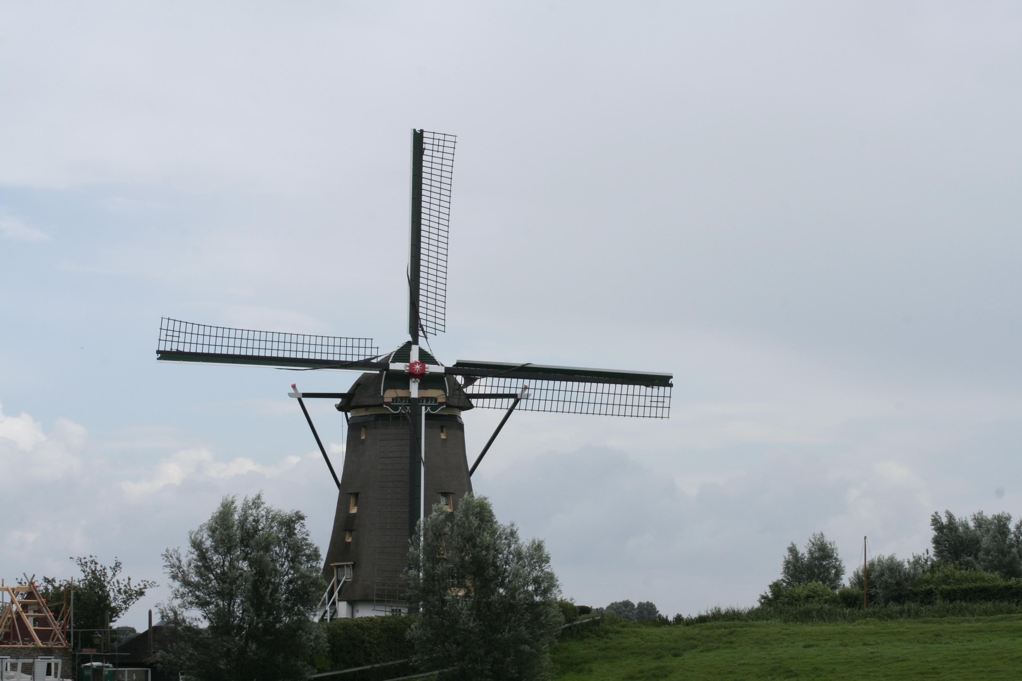 Molen in Zuid Holland